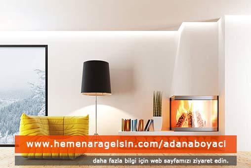Adana Boya Dekorasyon Örnek Daire